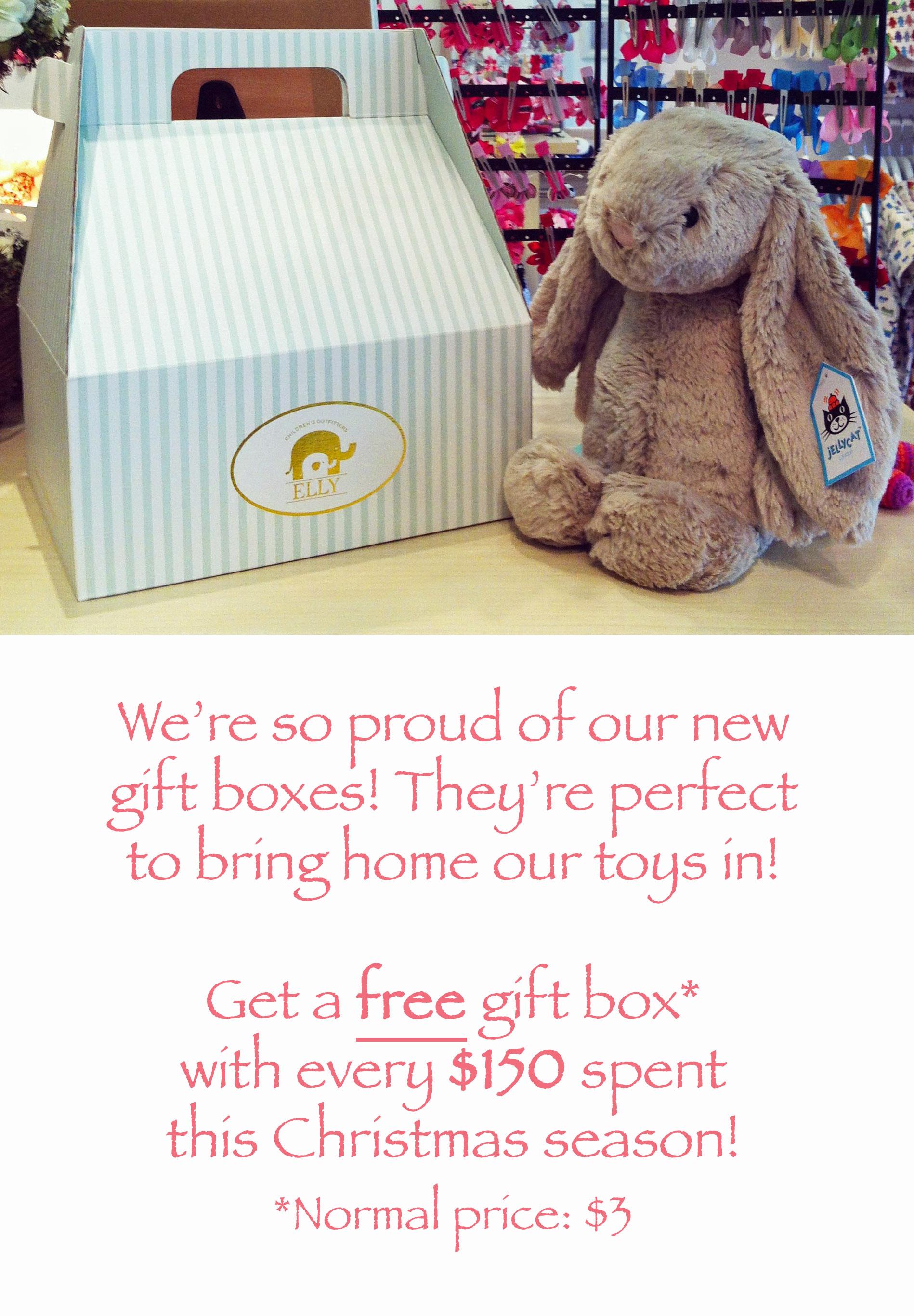 gift box term