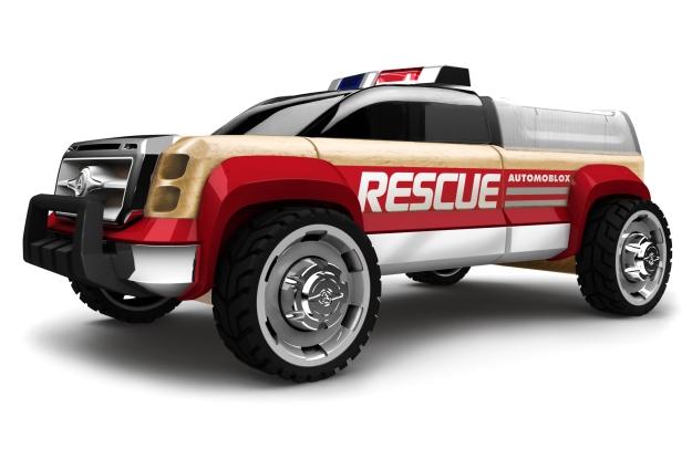 Automoblox-2014-T900-Rescue-front-three-quarters