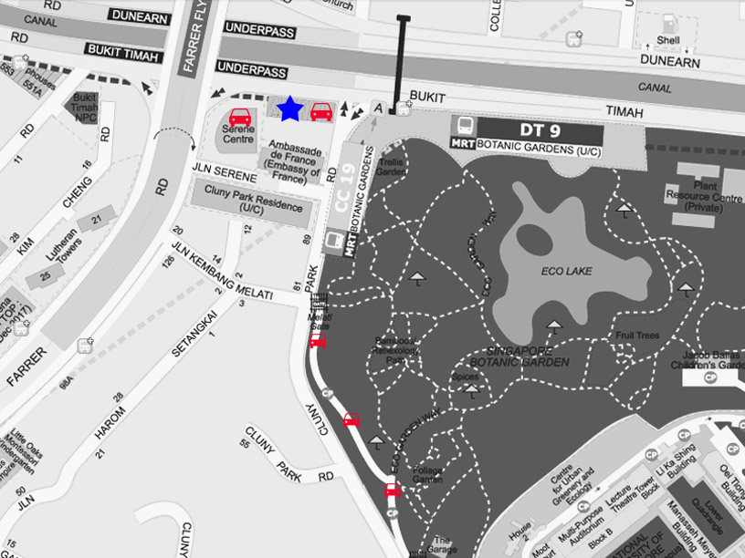 Cluny France Map.Parking At Cluny Court The Elly Blog