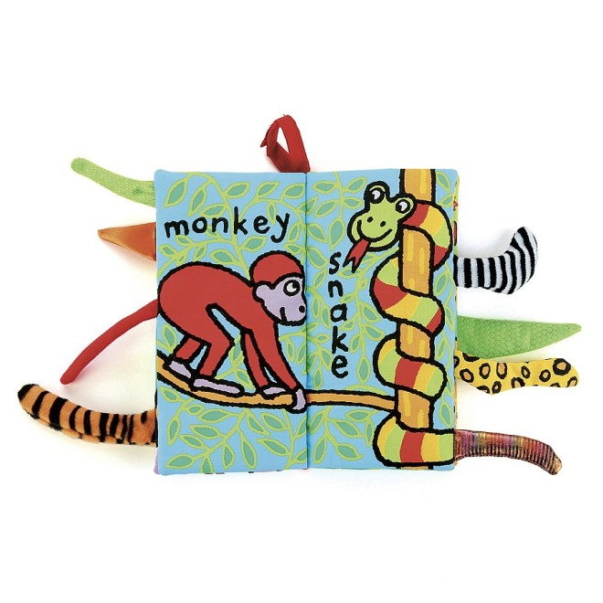 Rainforest Tails Book