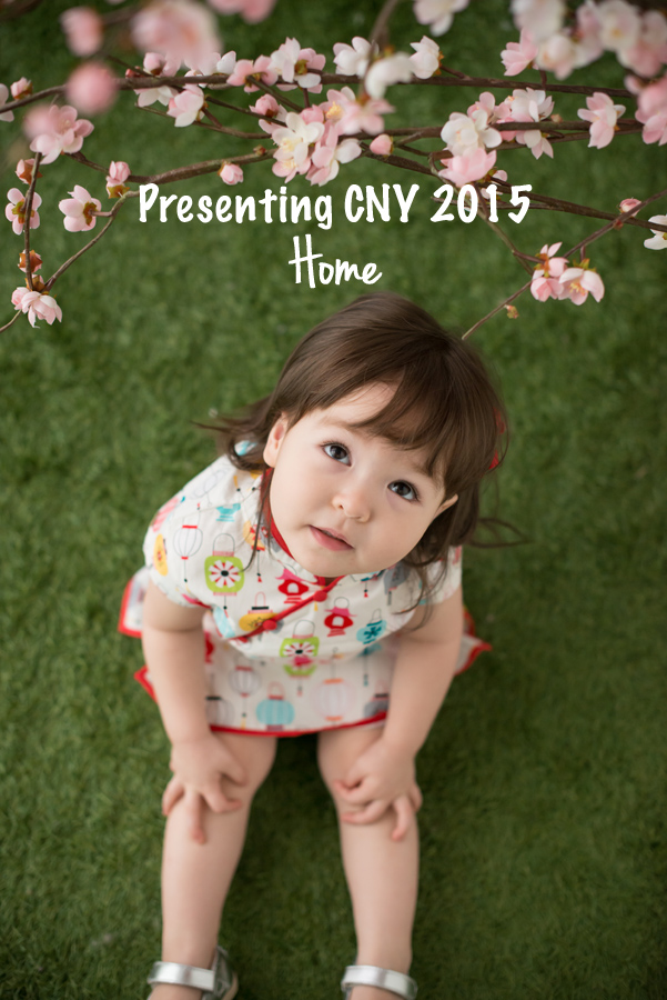 Presenting CNY 2015