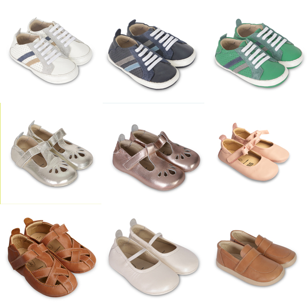 old soles pre walkers