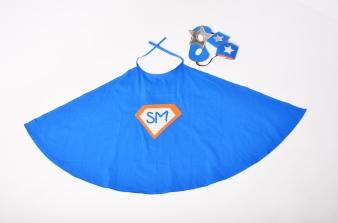 boy superhero cape Large