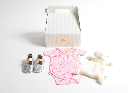 bedtime bunny gift set LARGE