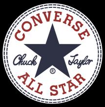 converse_logo A5 15 cm by 15 cm