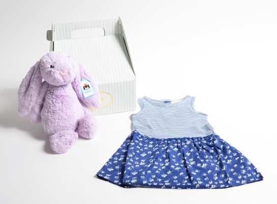 Hyacinth Bunny Gift Set LARGE